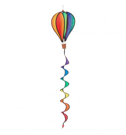 "HOT AIR BALOON TWIST MINI"" RADIANT RAINBOW"""