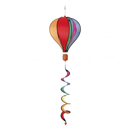 TWIST HOT AIR BALOON RAINBOW