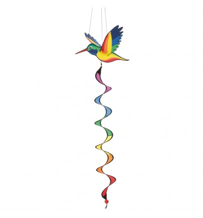 TWIST HUMMINGBIRD 3D