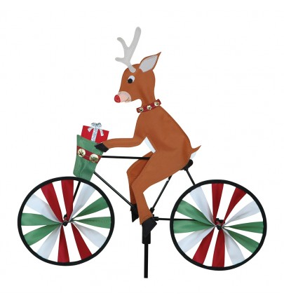 BIKE SPINNER REINDEER