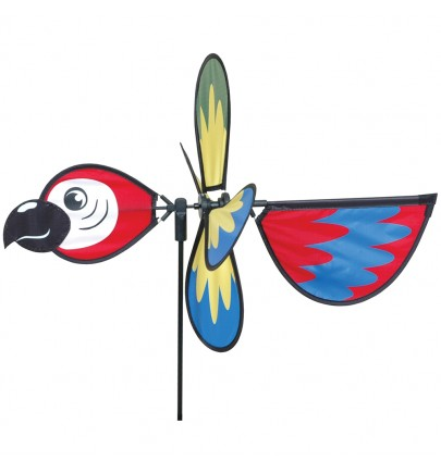PETITE SPINNER - PARROT