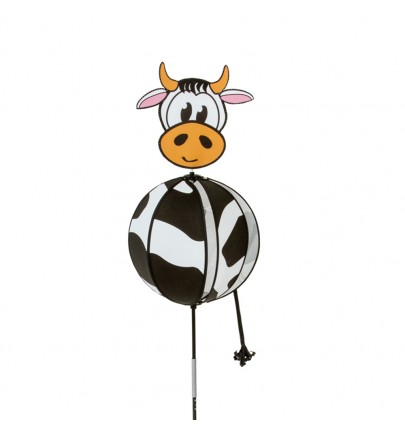 SPINNING BALL COW
