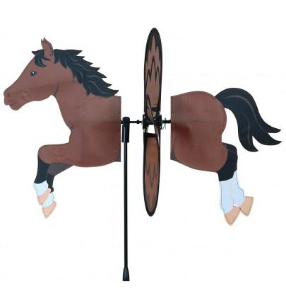 PETITE SPINNER - BAY HORSE
