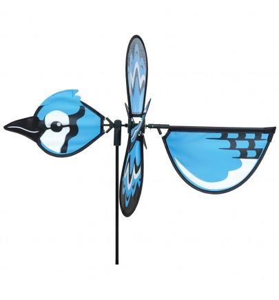 PETITE SPINNER - BLUE JAY