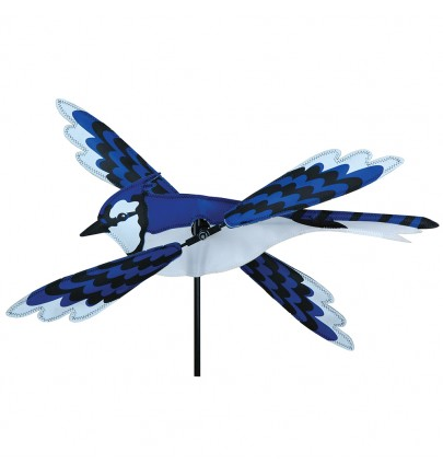 WHIRLIGIG - 18 IN. BLUE JAY