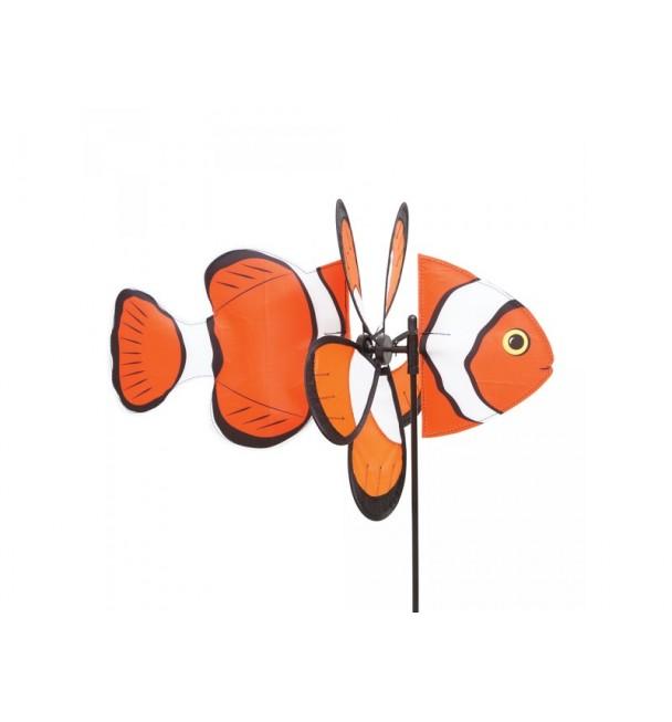 SPIN CRITTER (Clownfish)