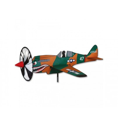 AIRPLANE SPINNER - P-40