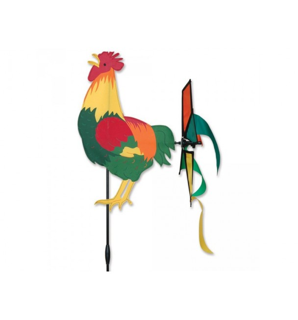 PETITE SPINNER - ROOSTER