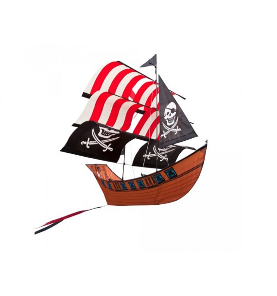 BLACKBEARD'S SHIP KITE