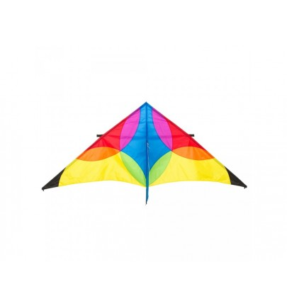 DELTA SPORT 2 M² RAINBOW (statique) HQ