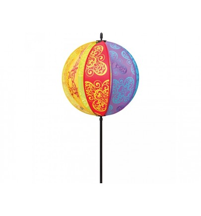 SPINNING BALL 35 CM (Victorian style)