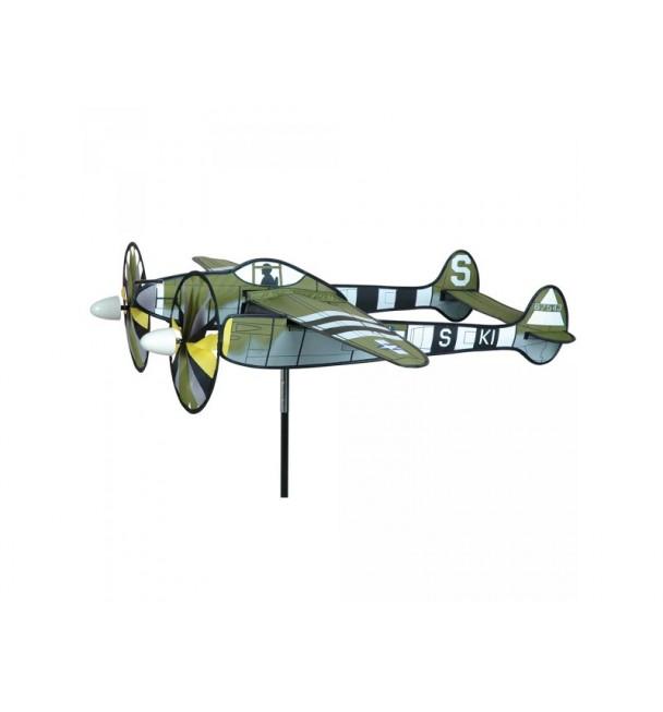 PK AIRPLANE SPINNER - P-38 LIGHT