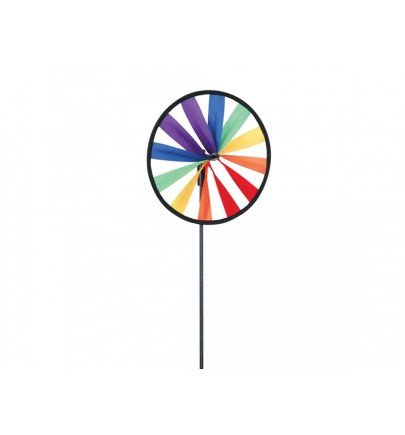 PK RAINBOW SINGLE WHEEL SPINNER