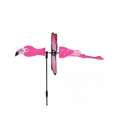 PK PETITE SPINNER - FLYING FLAMINGO