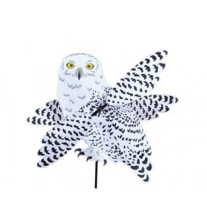 PK WHIRLIGIG - SNOWY OWL