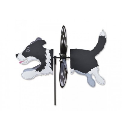 PK PETITE SPINNER - BORDER COLLIE