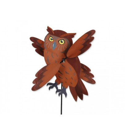 PK WHIRLIGIG - 24 IN. BROWN OWL