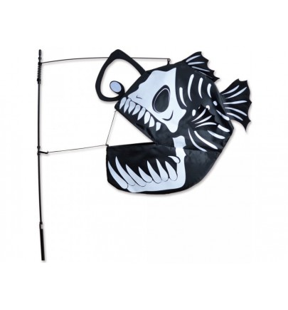 PK SWIMMING FISH - ANGLERFISH BONES