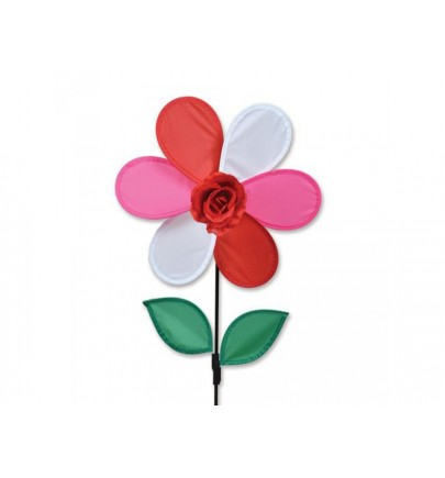 PK 12 IN. FLOWER - ROSE