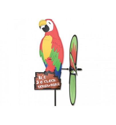 PK PETITE SPINNER - PARTY MACAW