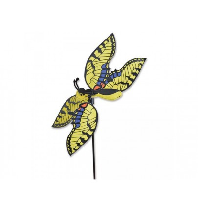 PK WHIRLIGIG - 21 IN. SWALLOWTAIL BUTTERFLY